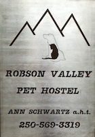 Pet Hostel Sign